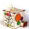 Куб с электрикой №25